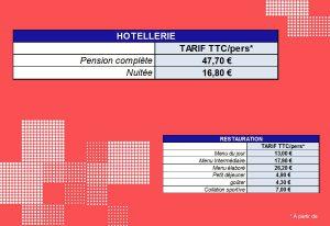 tarifs hotel Gravenchon Normandie Port Jérome sur seine